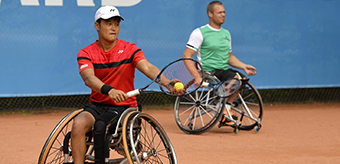 15th edition of the International Wheelchair Tennis Tournament - Wrocław CUP